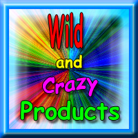 Wild and Crazy Products - Small Logo