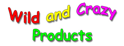 Wild and Crazy Products Logo